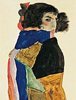 Egon Schiele: Moa (1911)